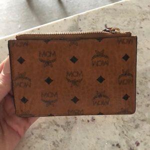 MCM keychain wallet